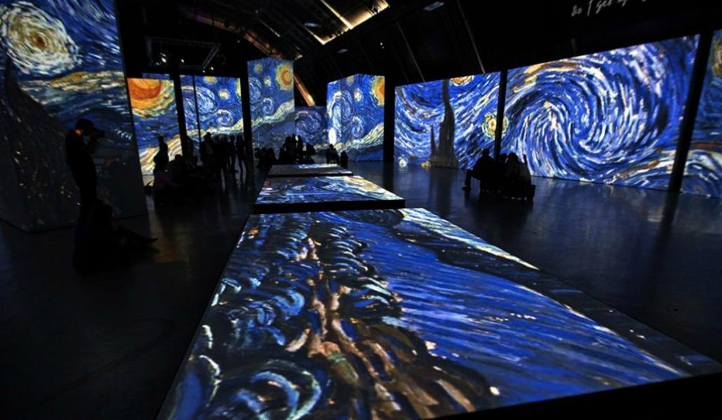 Llega a Sevilla la exposición más increíble de Van Gogh