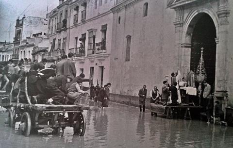 Inundación Triana