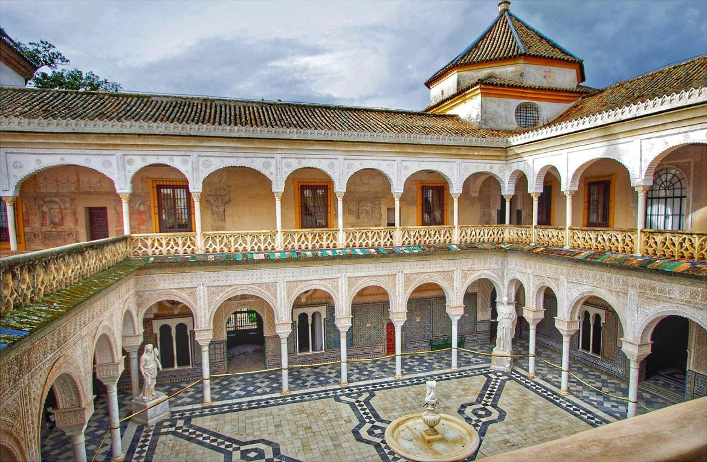 Casa de Pilatos, sevilla에 대한 이미지 검색결과