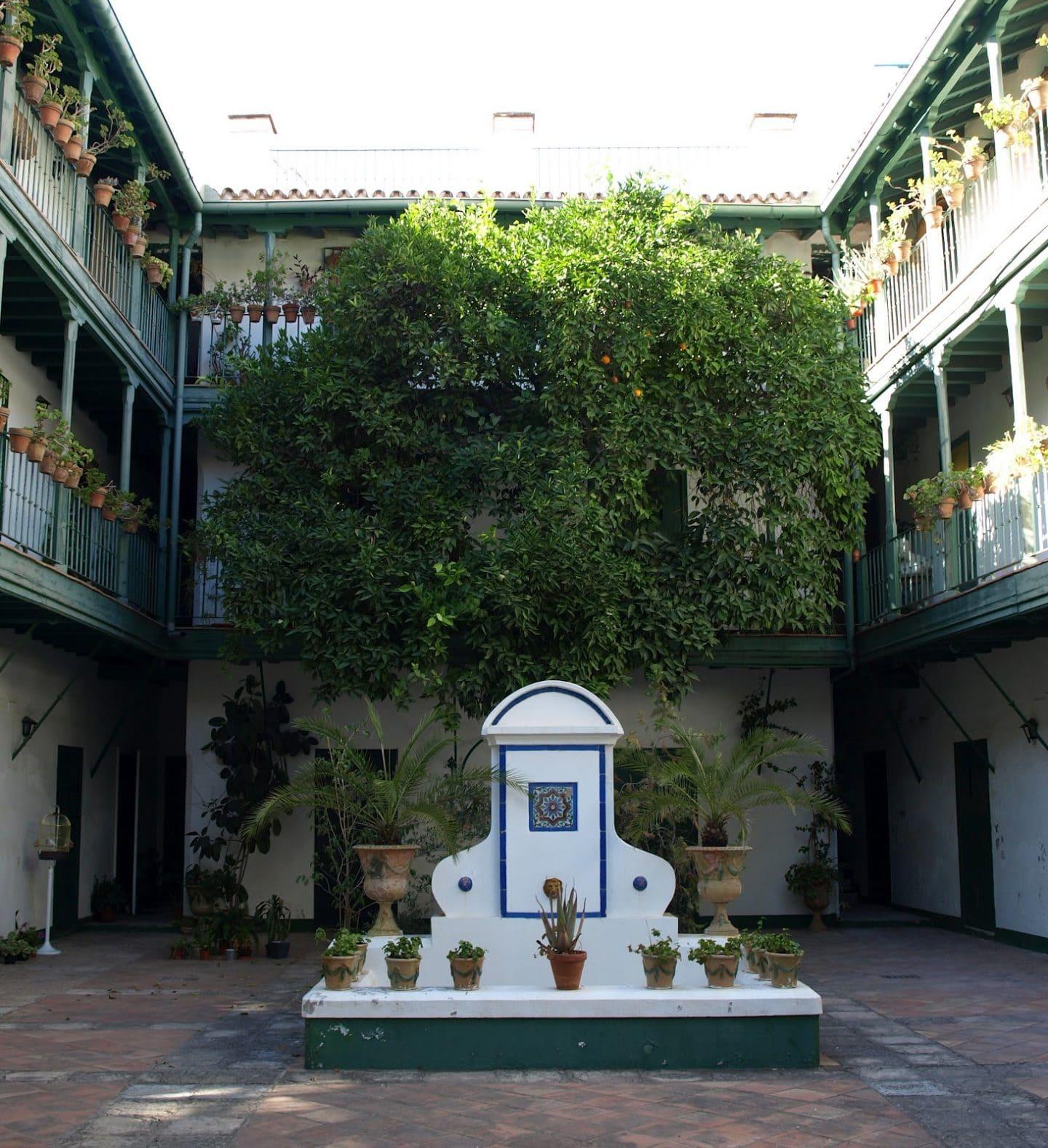 Corral Coliseo Sevilla