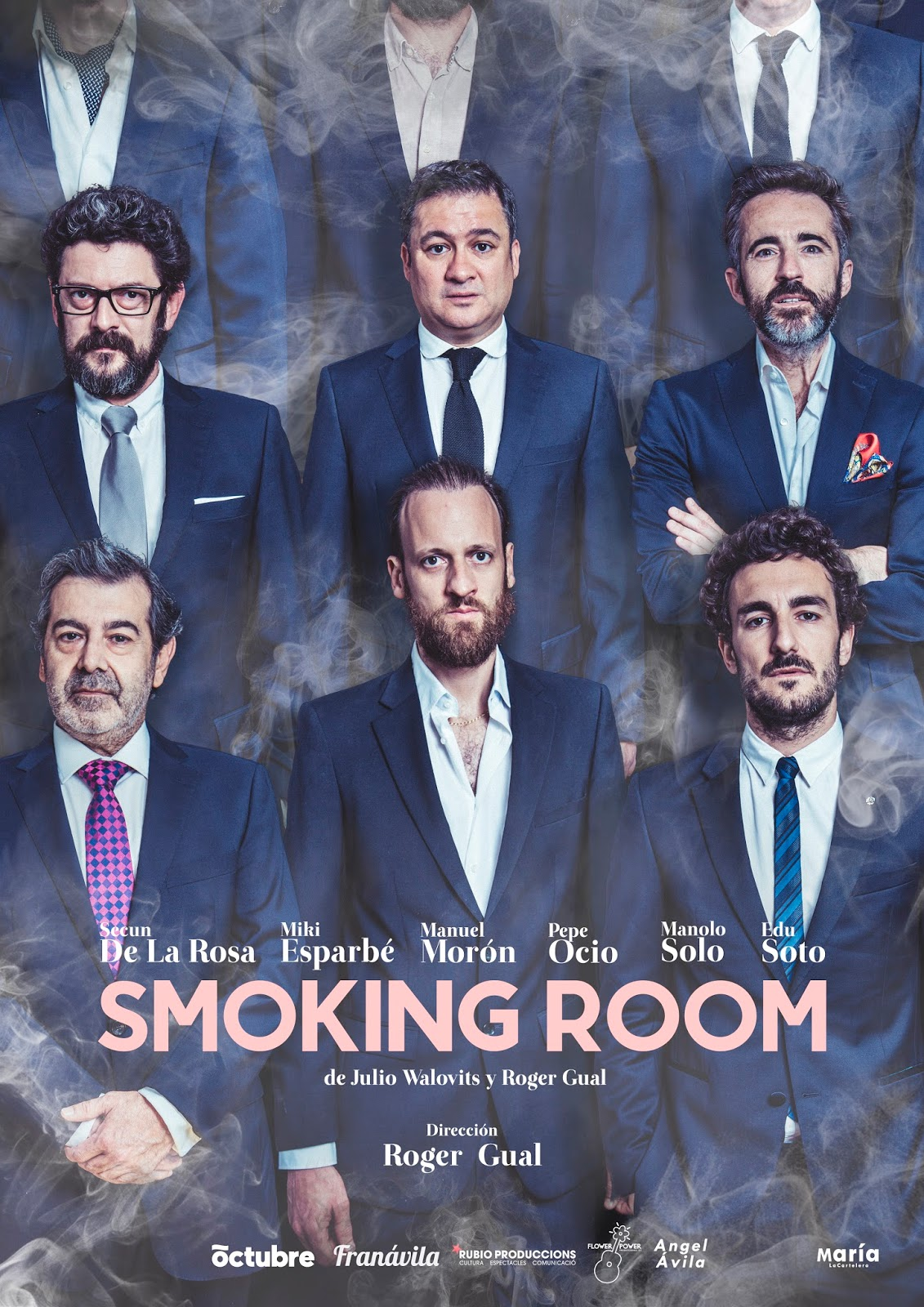 smoking room cartel teatro
