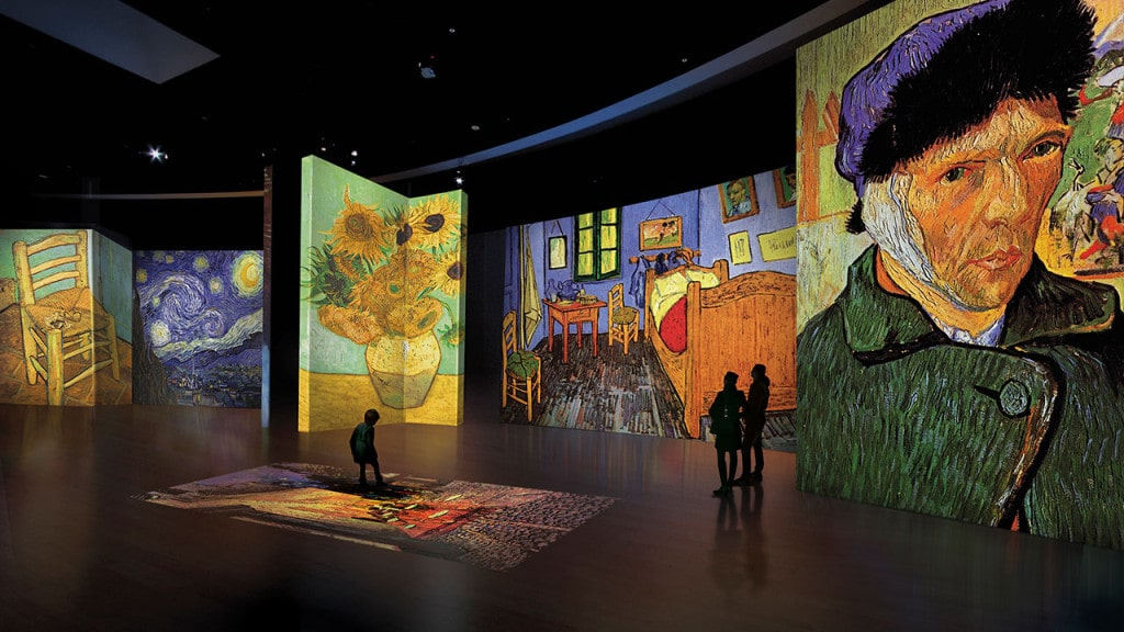 Van Gogh Exposicion Sevilla