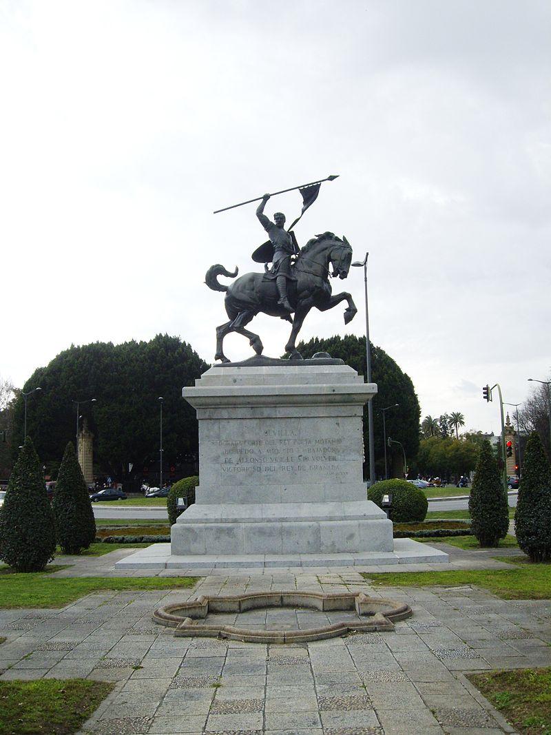 estatua_del_Cid_de_Sevilla