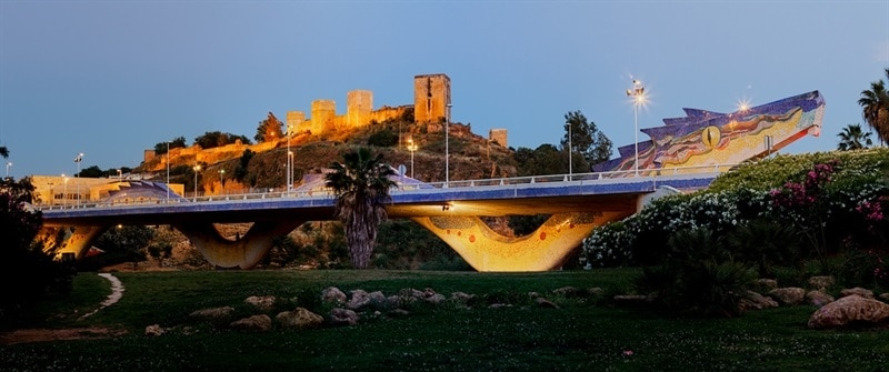 Direcciones a Puente del Dragón (Alcalá de Guadaíra) en transporte público