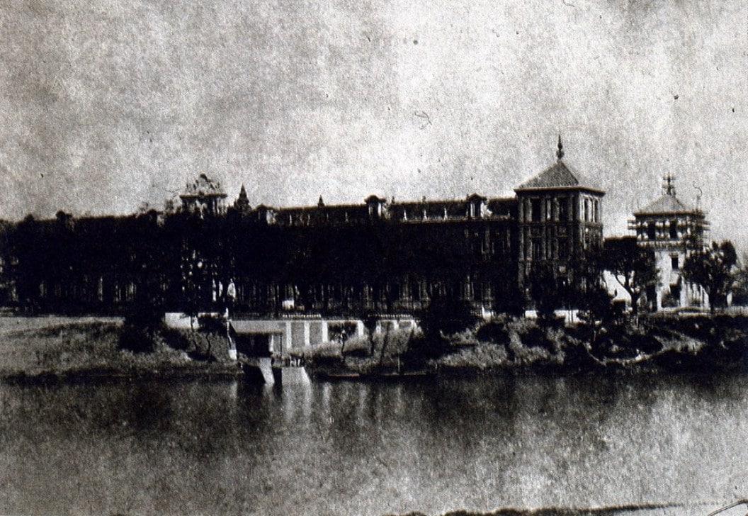 Palacio de San Telmo, exteriores (01), 1851