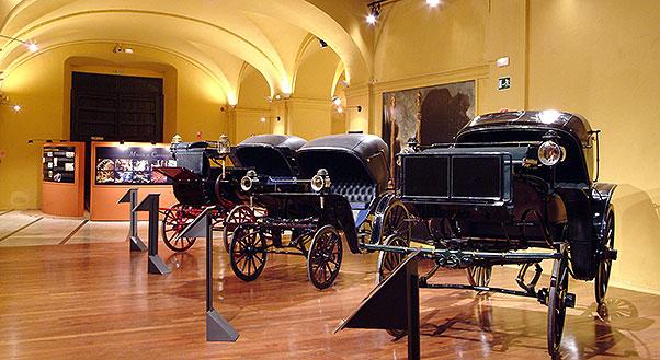 Museo de Carruajes Sevilla