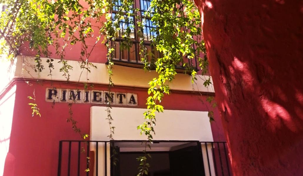 Calle Pimienta, Sevilla