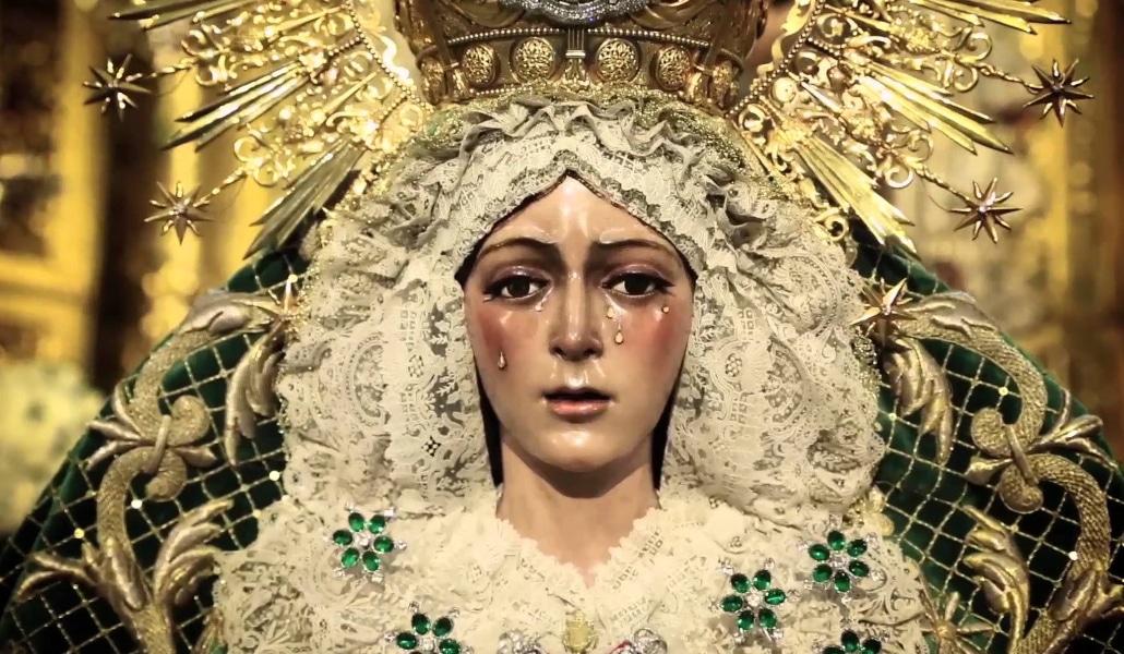 Historia Del Armario Que Protegio A La Macarena Sevilla Secreta