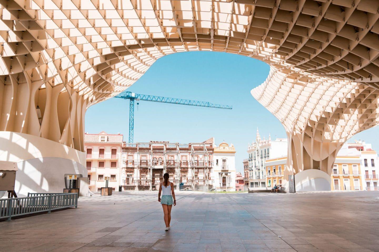 Explora Sevilla y gana premios con la Gymkhana Ilimitables Vodafone