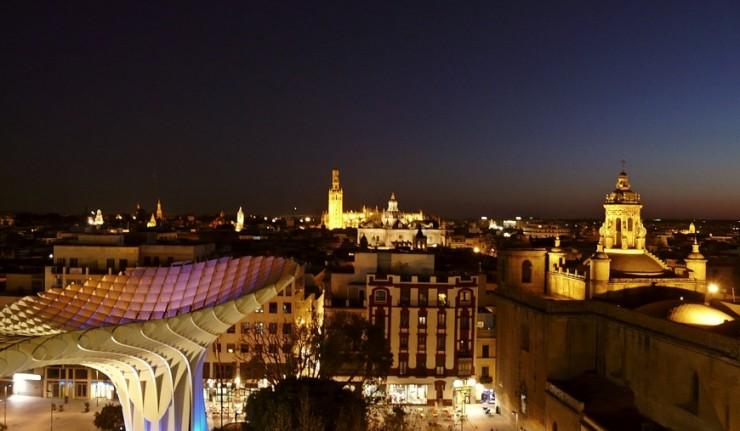 Sevilla y sus mejores 7 vistas de todo un poco 3djuegos - Mejor spa sevilla ...