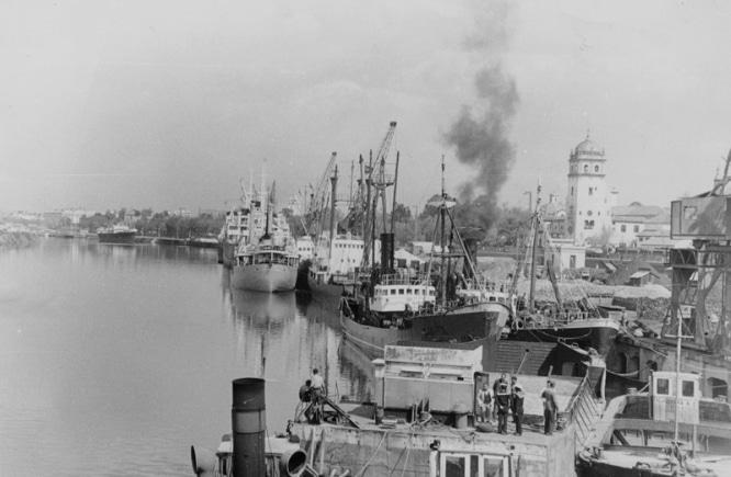Fotografías de Sevilla antiguas