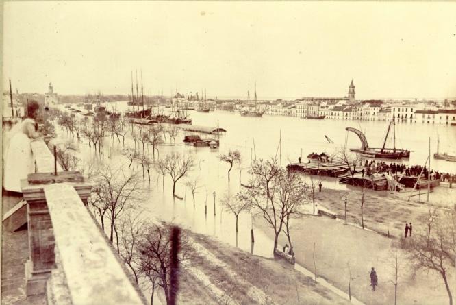 Fotografías antiguas de Sevilla