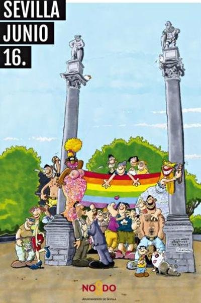 orgullo gay sevilla
