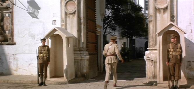 Lawrence de Arabia Sevilla