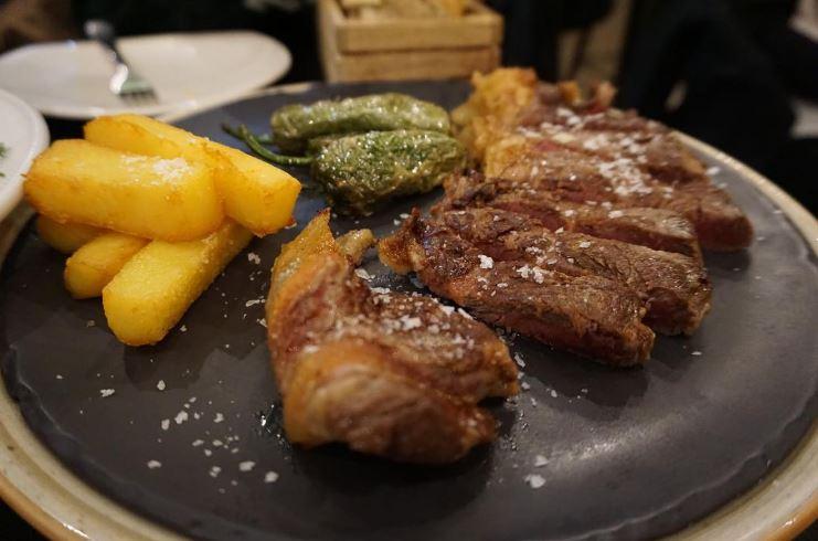 El Traga restaurante Sevilla