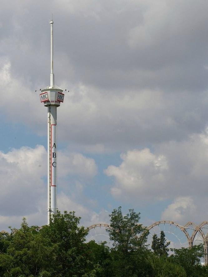 Torre ABC de Sevilla