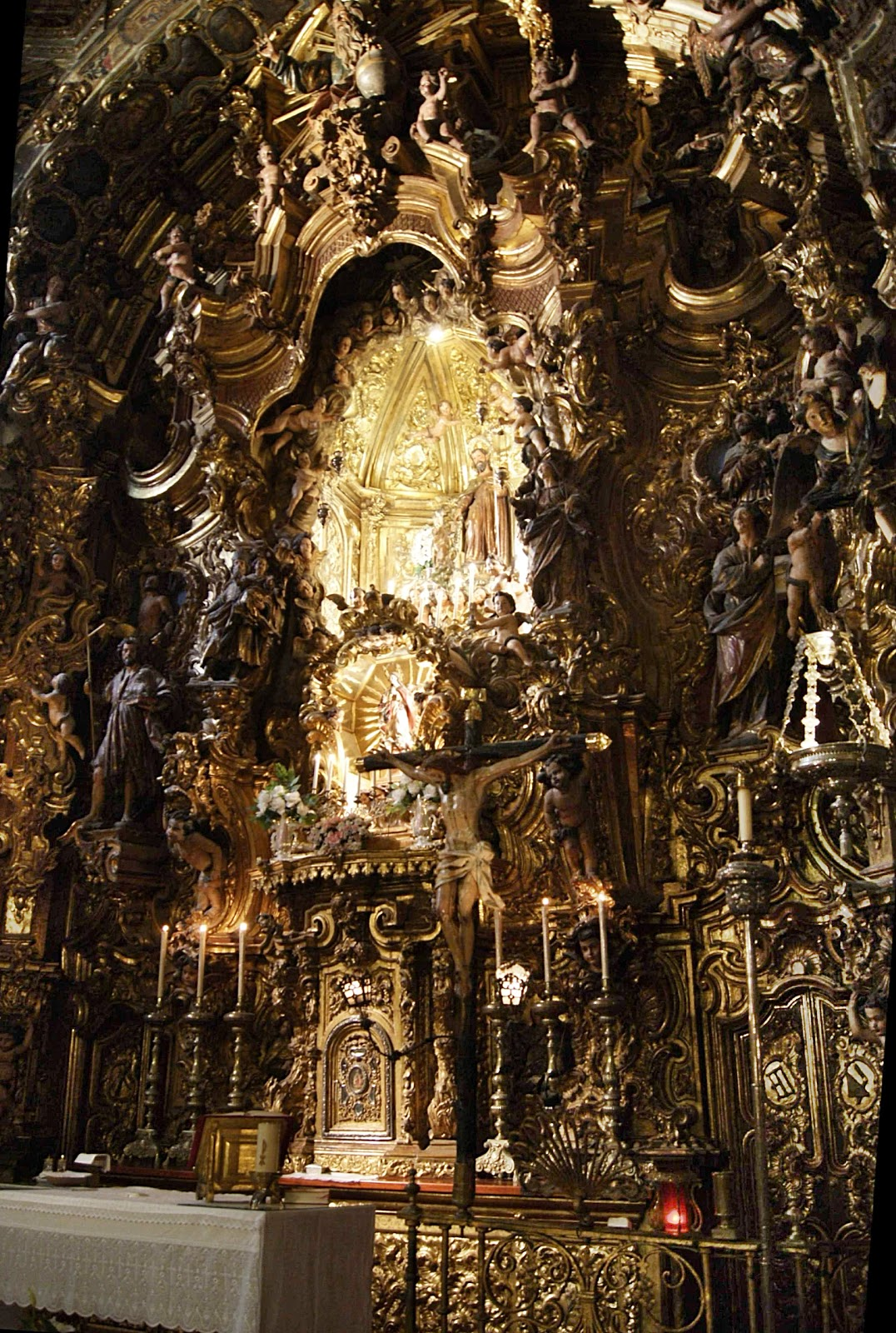 Retablo-Mayor- Sevilla